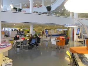 Bibliotheek de Tweede Verdieping