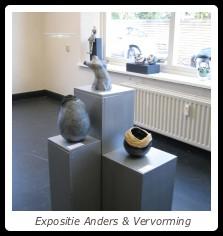 Expositie Anders & Vervorming